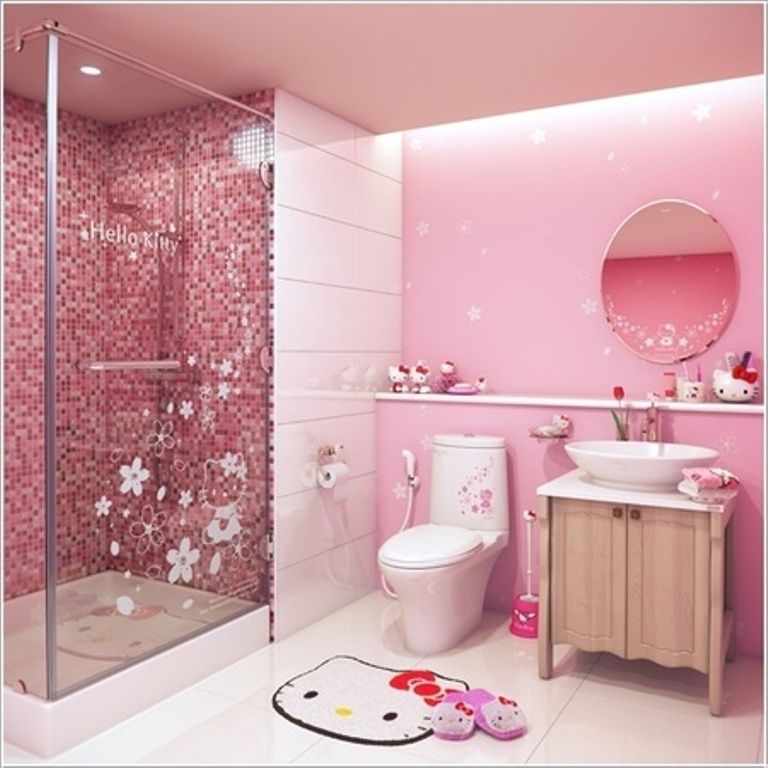 35-Awesome-Dazzling-Kids'-Bathroom-Design-Ideas-2015-35 46+ Awesome & Dazzling Kids' Bathroom Design Ideas 2019
