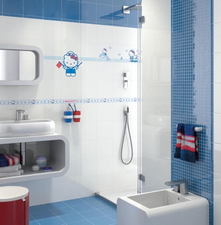 35-Awesome-Dazzling-Kids'-Bathroom-Design-Ideas-2015-4 46+ Awesome & Dazzling Kids' Bathroom Design Ideas 2019