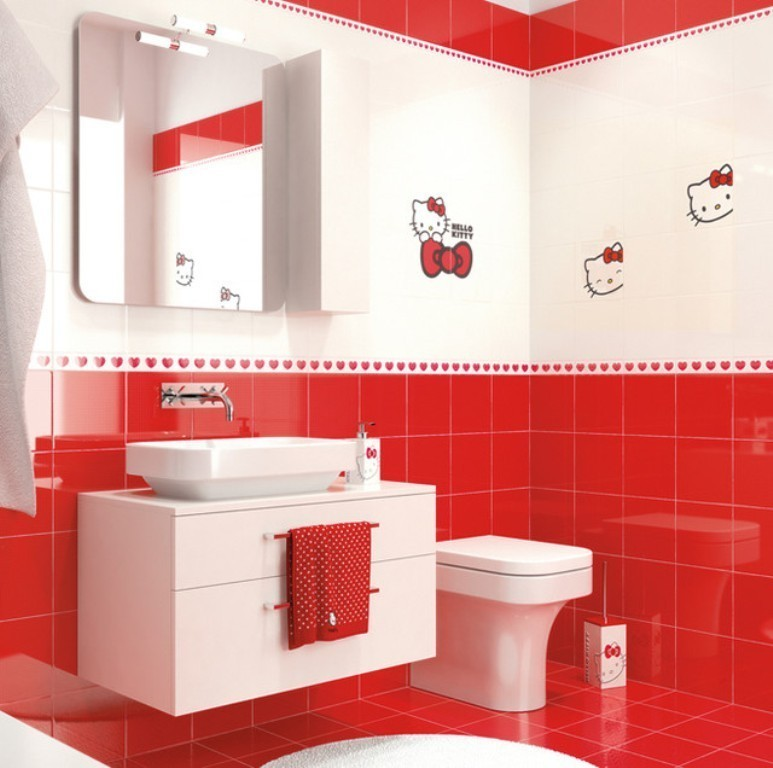 35-Awesome-Dazzling-Kids'-Bathroom-Design-Ideas-2015-40 46+ Awesome & Dazzling Kids' Bathroom Design Ideas 2019