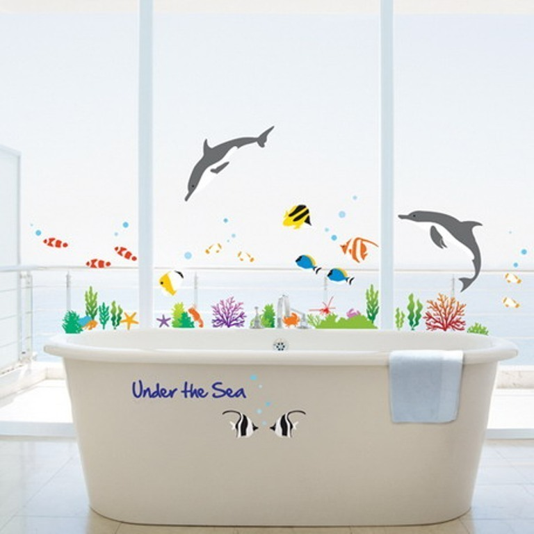 35-Awesome-Dazzling-Kids'-Bathroom-Design-Ideas-2015-9 46+ Awesome & Dazzling Kids' Bathroom Design Ideas 2019