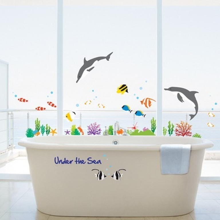 35-Awesome-Dazzling-Kids'-Bathroom-Design-Ideas-2015-9 46+ Awesome & Dazzling Kids' Bathroom Design Ideas 2019