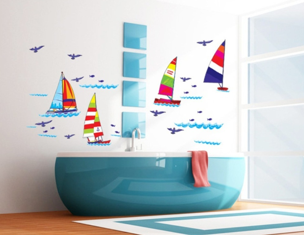 35-Awesome-Dazzling-Kids'-Bathroom-Design-Ideas-2015 46+ Awesome & Dazzling Kids' Bathroom Design Ideas 2019
