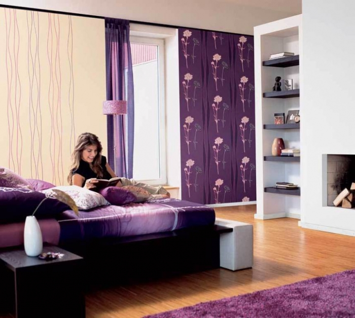 35-Awesome-Dazzling-Teens'-Bedroom-Design-Ideas-2015-1 11 Tips on Mixing Antique and Modern Décor Styles