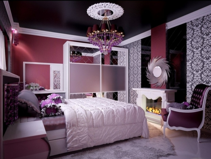 35-Awesome-Dazzling-Teens'-Bedroom-Design-Ideas-2015-12 11 Tips on Mixing Antique and Modern Décor Styles