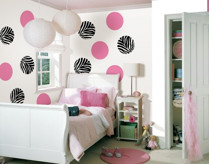 35-Awesome-Dazzling-Teens'-Bedroom-Design-Ideas-2015-14 11 Tips on Mixing Antique and Modern Décor Styles