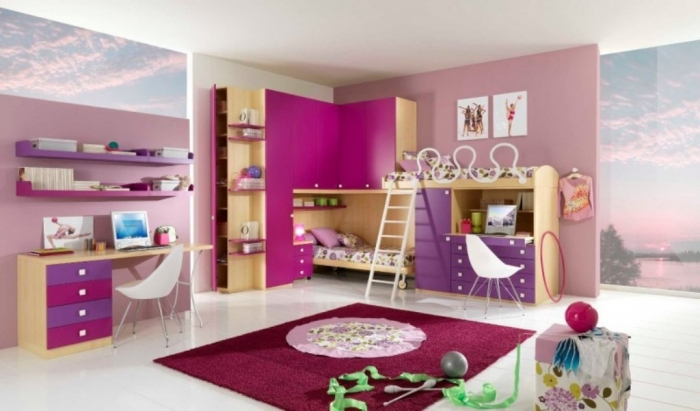 35-Awesome-Dazzling-Teens'-Bedroom-Design-Ideas-2015-21 34 Awesome & Dazzling Teens' Bedroom Design Ideas 2019 ... [UPDATED]