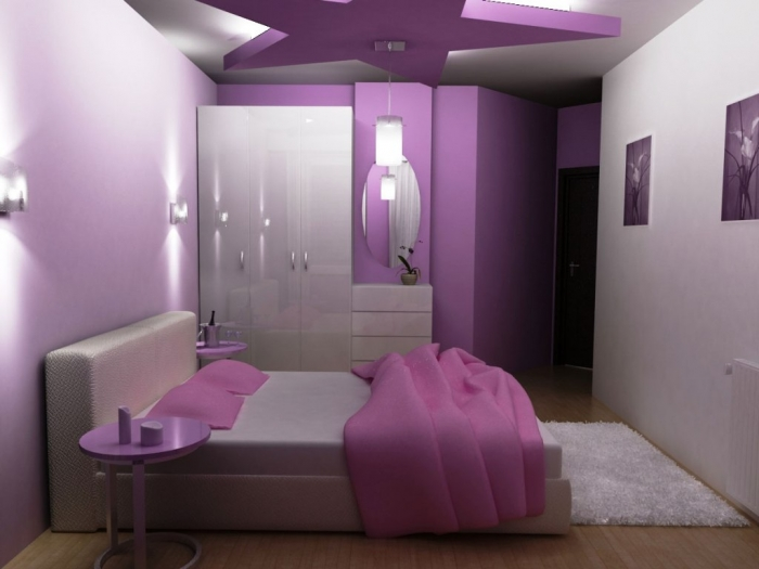 35-Awesome-Dazzling-Teens'-Bedroom-Design-Ideas-2015-25 34 Awesome & Dazzling Teens' Bedroom Design Ideas 2019 ... [UPDATED]