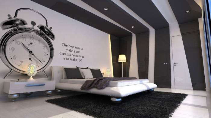 35-Awesome-Dazzling-Teens'-Bedroom-Design-Ideas-2015-31 11 Tips on Mixing Antique and Modern Décor Styles