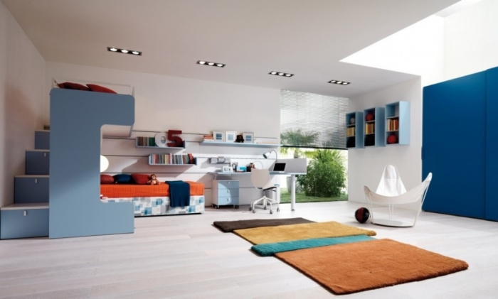 35 Awesome & Dazzling Teens' Bedroom Design Ideas 2015 (16)