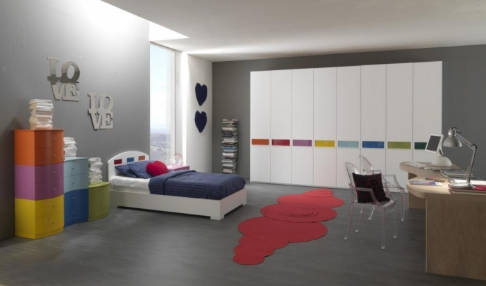 35 Awesome & Dazzling Teens' Bedroom Design Ideas 2015 (29)