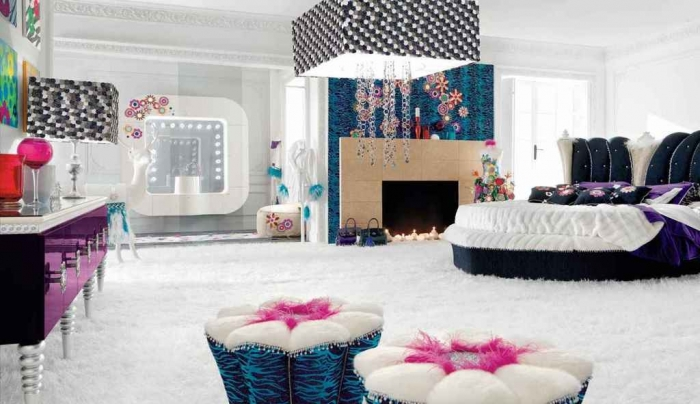 35 Awesome & Dazzling Teens' Bedroom Design Ideas 2015 (3)