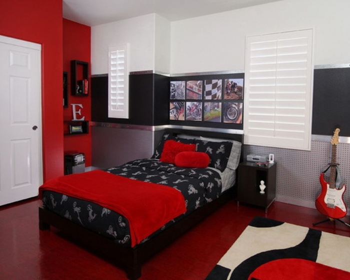 35 Awesome & Dazzling Teens' Bedroom Design Ideas 2015 (30)