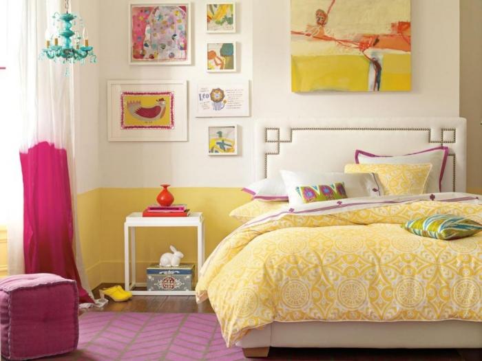 Декор комнаты для девочки