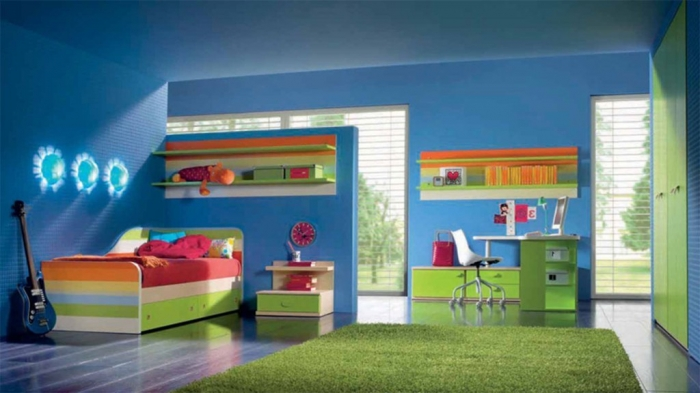 35 Awesome & Dazzling Teens' Bedroom Design Ideas 2015 (34)