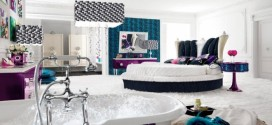 35 Awesome & Dazzling Teens' Bedroom Design Ideas 2015 (36)