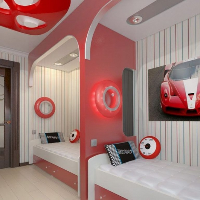 35 Awesome & Dazzling Teens' Bedroom Design Ideas 2015 (8)