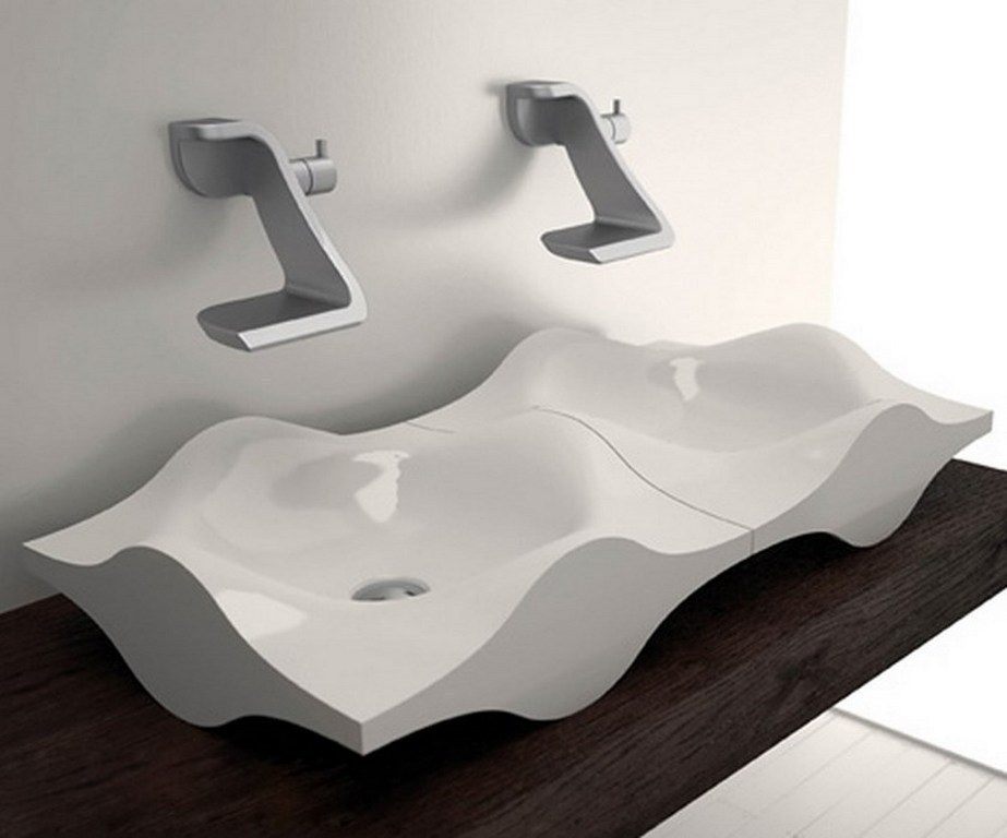 35-Awesome-Fabulous-Bathroom-Sink-Designs-2015-7 47+ Awesome & Fabulous Bathroom Sink Designs 2020