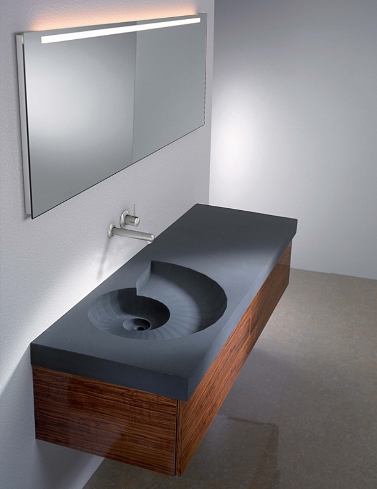 35-Awesome-Fabulous-Bathroom-Sink-Designs-2015-8 47+ Awesome & Fabulous Bathroom Sink Designs 2021