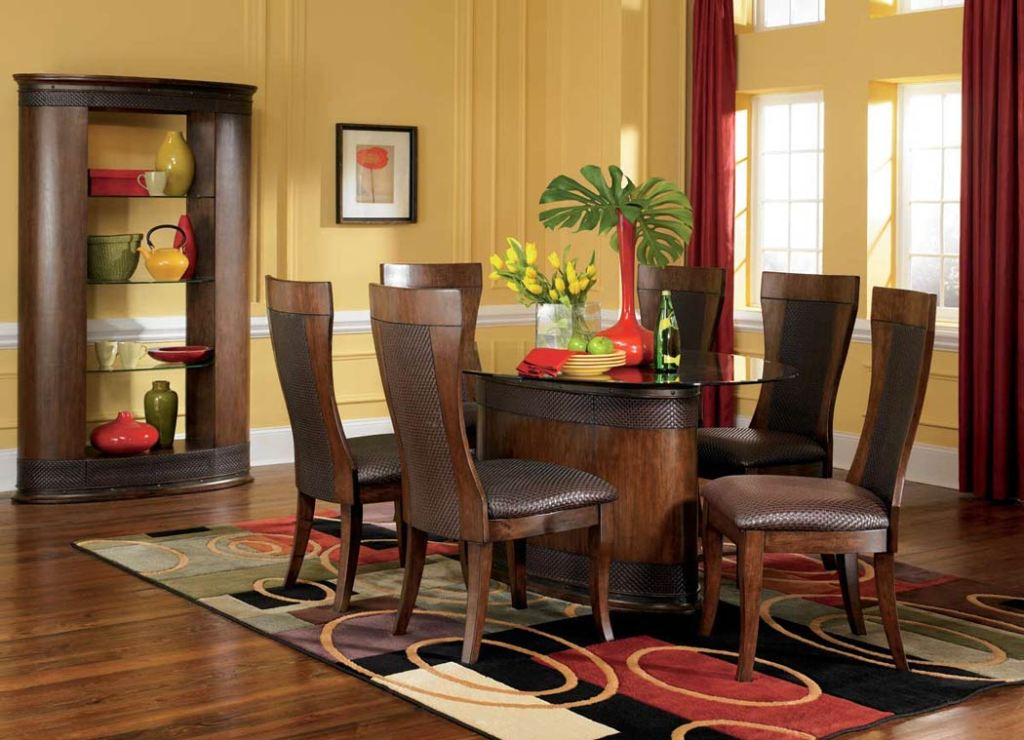 35-Breathtaking-Awesome-Dining-Room-Design-Ideas-2015-12 37 Breathtaking & Awesome Dining Room Design Ideas 2019