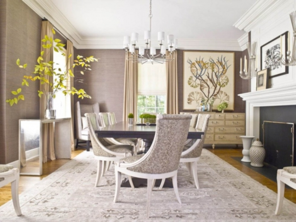 35-Breathtaking-Awesome-Dining-Room-Design-Ideas-2015-18 +37 Breathtaking & Awesome Dining Room Design Ideas 2020