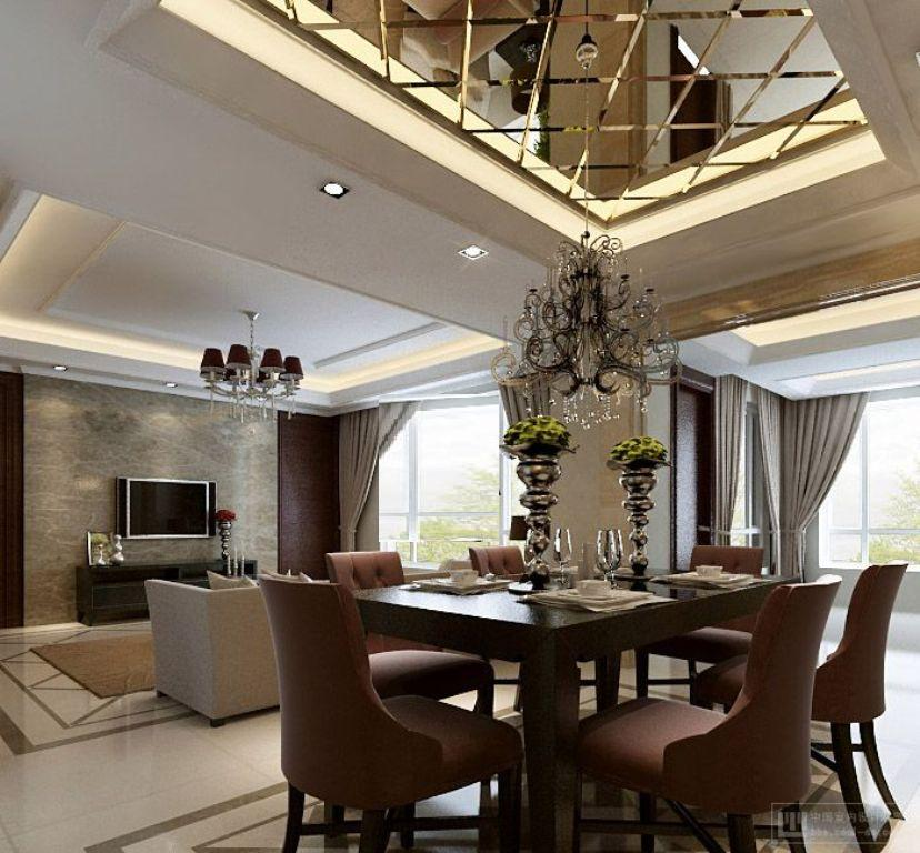 35-Breathtaking-Awesome-Dining-Room-Design-Ideas-2015-2 37 Breathtaking & Awesome Dining Room Design Ideas 2019