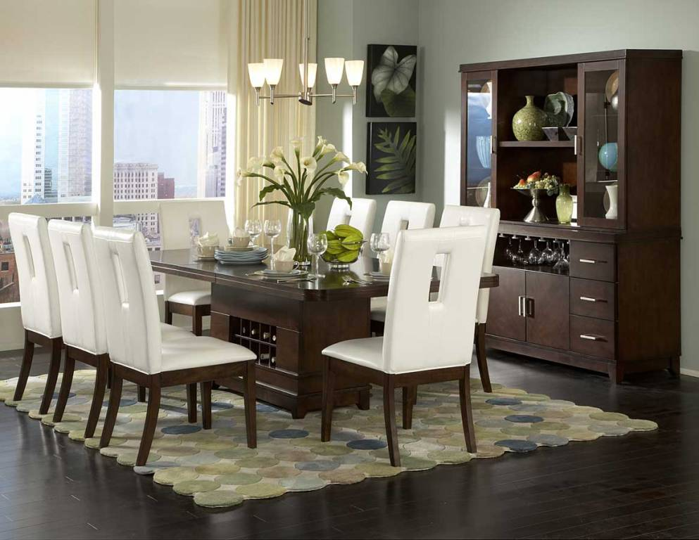 35-Breathtaking-Awesome-Dining-Room-Design-Ideas-2015-21 +37 Breathtaking & Awesome Dining Room Design Ideas 2020