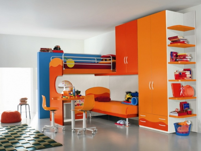 35-Catchy-Fabulous-Kids-Bedroom-Design-Ideas-2015-17 36 Catchy & Fabulous Kids' Bedroom Design Ideas 2019