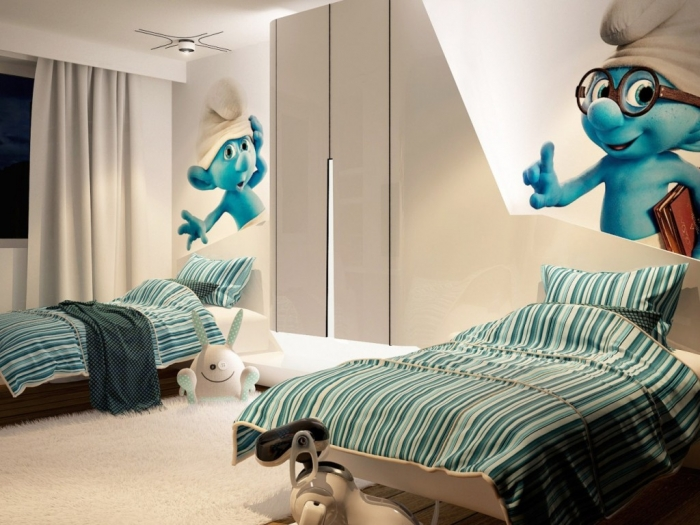 35-Catchy-Fabulous-Kids-Bedroom-Design-Ideas-2015-18 36 Catchy & Fabulous Kids' Bedroom Design Ideas 2019