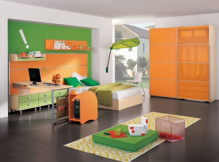 35-Catchy-Fabulous-Kids-Bedroom-Design-Ideas-2015-19 36 Catchy & Fabulous Kids' Bedroom Design Ideas 2019