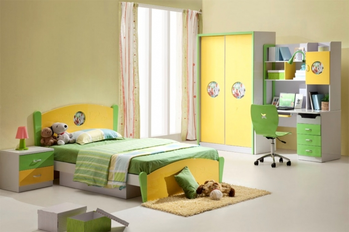 35-Catchy-Fabulous-Kids-Bedroom-Design-Ideas-2015-20 36 Catchy & Fabulous Kids' Bedroom Design Ideas 2019