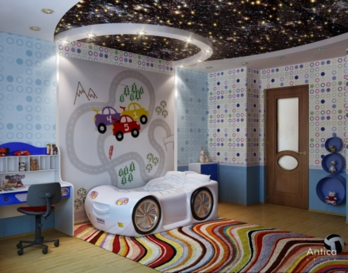 35-Catchy-Fabulous-Kids-Bedroom-Design-Ideas-2015-24 36 Catchy & Fabulous Kids' Bedroom Design Ideas 2019