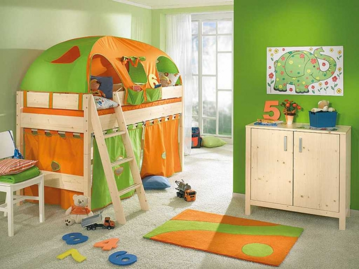 35-Catchy-Fabulous-Kids-Bedroom-Design-Ideas-2015-4 36 Catchy & Fabulous Kids' Bedroom Design Ideas 2019