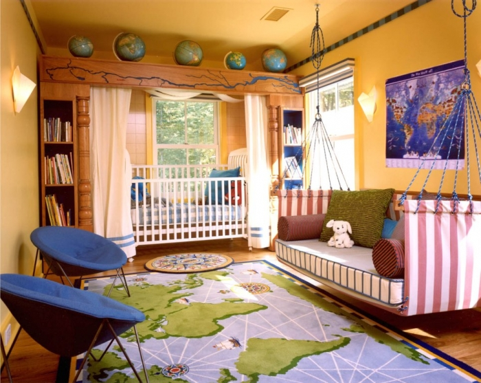 35-Catchy-Fabulous-Kids-Bedroom-Design-Ideas-2015-9 36 Catchy & Fabulous Kids' Bedroom Design Ideas 2019
