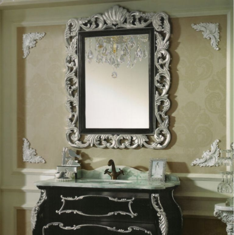 35-Charming-Fabulous-Bathroom-Mirror-Designs-2015-10 50+ Charming & Fabulous Bathroom Mirror Designs 2020