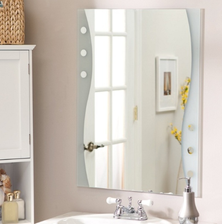 35-Charming-Fabulous-Bathroom-Mirror-Designs-2015-11 50+ Charming & Fabulous Bathroom Mirror Designs 2019