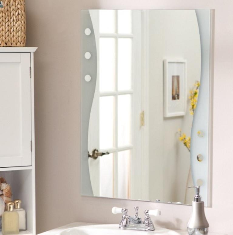 35-Charming-Fabulous-Bathroom-Mirror-Designs-2015-11 50+ Charming & Fabulous Bathroom Mirror Designs 2021