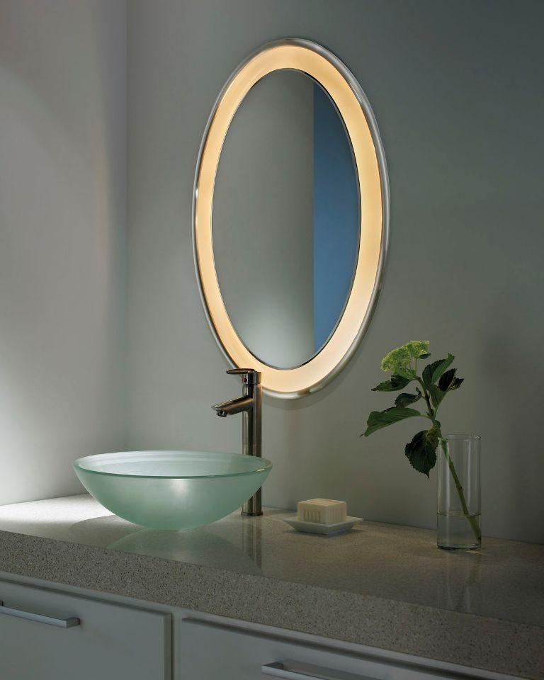 35-Charming-Fabulous-Bathroom-Mirror-Designs-2015-12 50+ Charming & Fabulous Bathroom Mirror Designs 2021