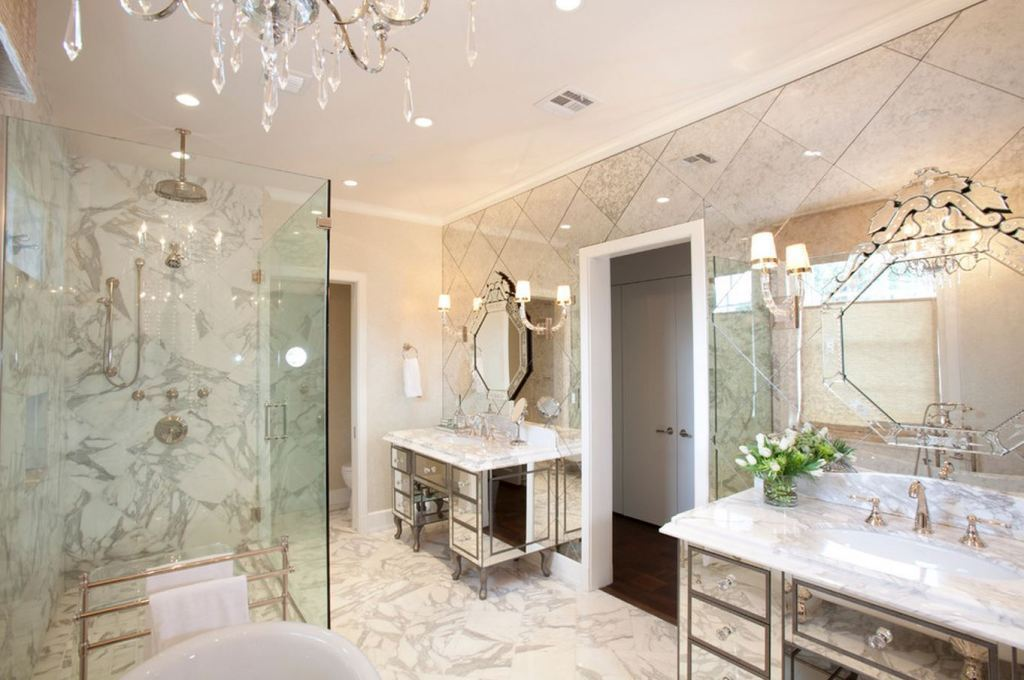 35-Charming-Fabulous-Bathroom-Mirror-Designs-2015-16 50+ Charming & Fabulous Bathroom Mirror Designs 2020