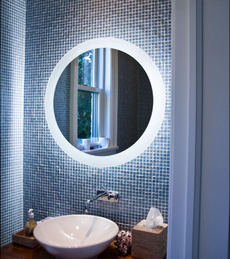 35-Charming-Fabulous-Bathroom-Mirror-Designs-2015-19 50+ Charming & Fabulous Bathroom Mirror Designs 2019