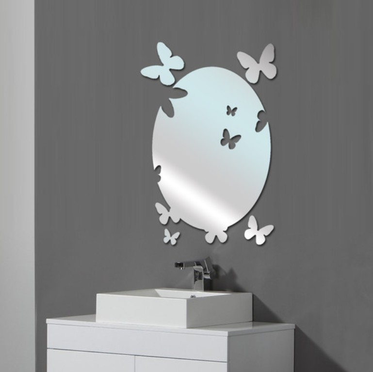 35-Charming-Fabulous-Bathroom-Mirror-Designs-2015-20 50+ Charming & Fabulous Bathroom Mirror Designs 2020