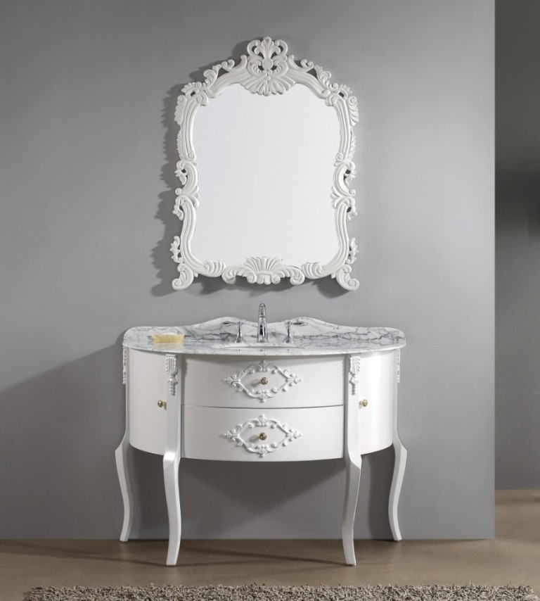 35-Charming-Fabulous-Bathroom-Mirror-Designs-2015-22 50+ Charming & Fabulous Bathroom Mirror Designs 2020