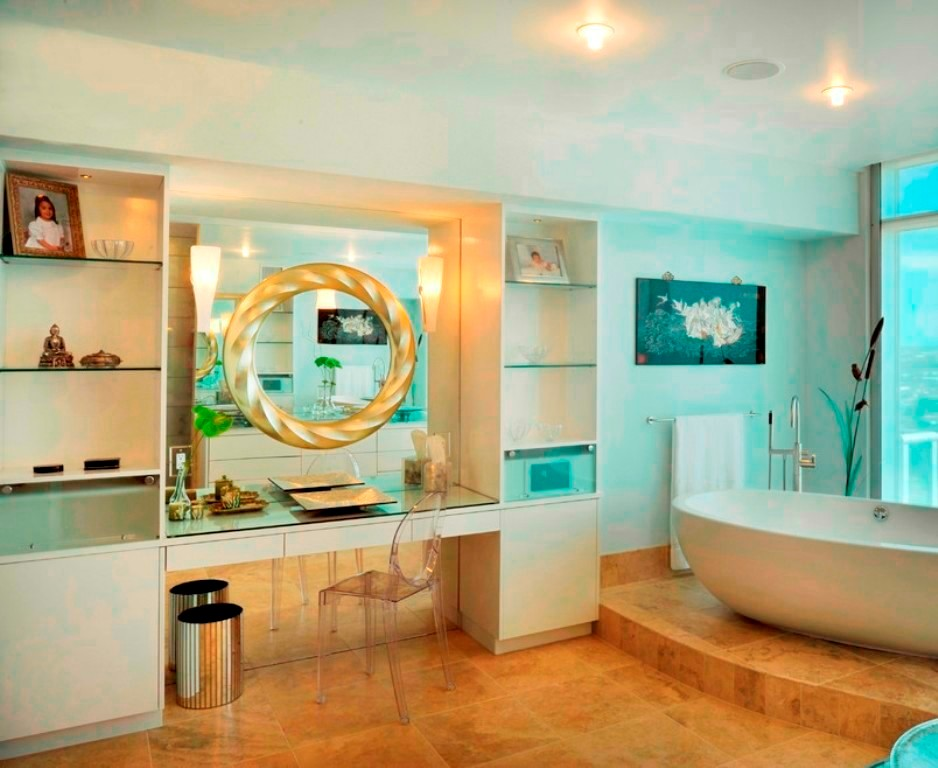 35-Charming-Fabulous-Bathroom-Mirror-Designs-2015-24 50+ Charming & Fabulous Bathroom Mirror Designs 2020