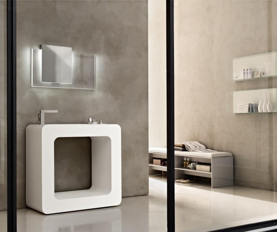 35-Charming-Fabulous-Bathroom-Mirror-Designs-2015-25 50+ Charming & Fabulous Bathroom Mirror Designs 2021