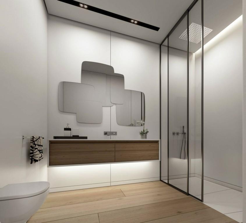 35-Charming-Fabulous-Bathroom-Mirror-Designs-2015-28 50+ Charming & Fabulous Bathroom Mirror Designs 2021