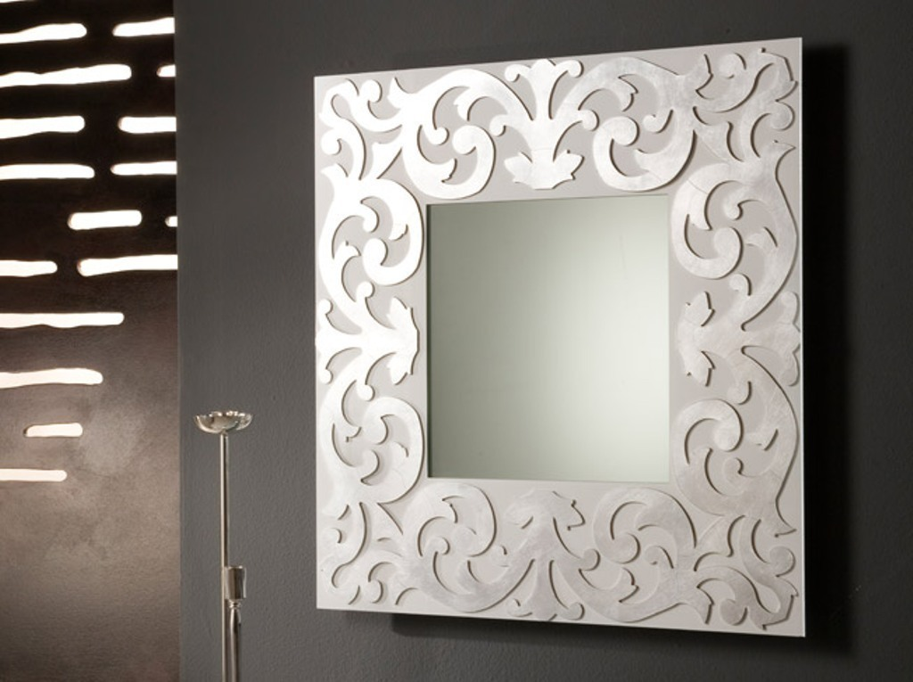 35-Charming-Fabulous-Bathroom-Mirror-Designs-2015-30 50+ Charming & Fabulous Bathroom Mirror Designs 2020