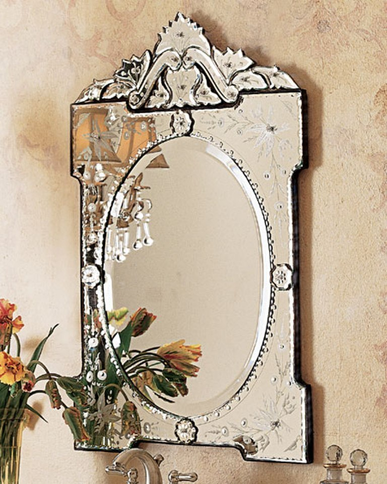 35-Charming-Fabulous-Bathroom-Mirror-Designs-2015-35 50+ Charming & Fabulous Bathroom Mirror Designs 2021
