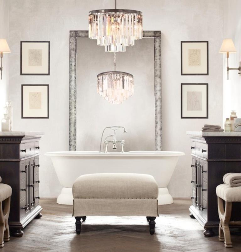 35-Charming-Fabulous-Bathroom-Mirror-Designs-2015-38 50+ Charming & Fabulous Bathroom Mirror Designs 2021