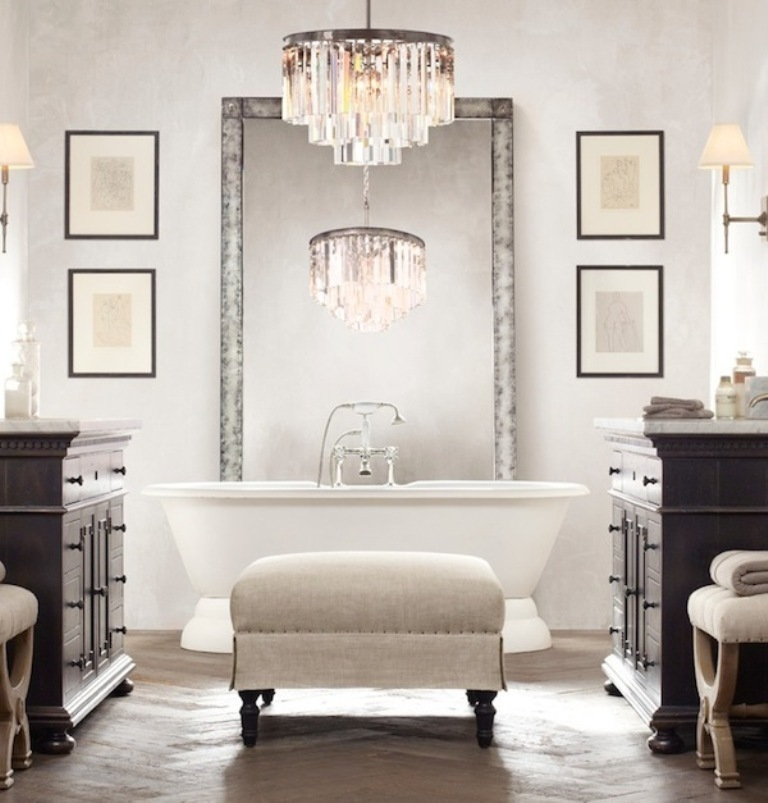 35-Charming-Fabulous-Bathroom-Mirror-Designs-2015-38 50+ Charming & Fabulous Bathroom Mirror Designs 2020