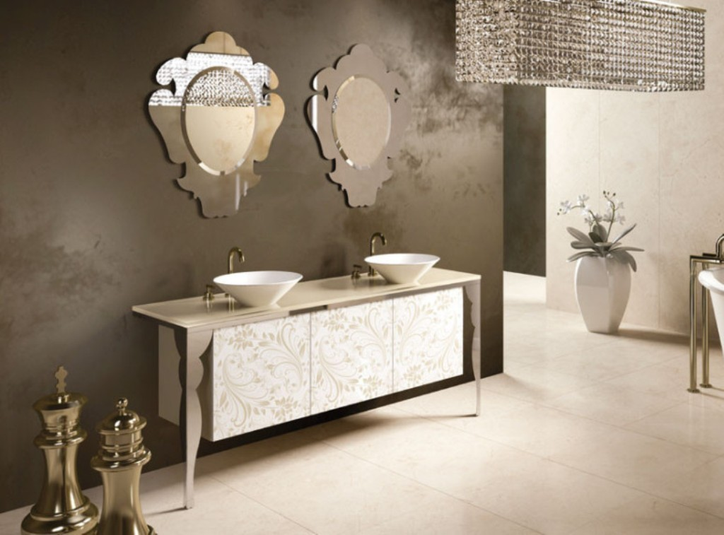 35-Charming-Fabulous-Bathroom-Mirror-Designs-2015-42 50+ Charming & Fabulous Bathroom Mirror Designs 2020