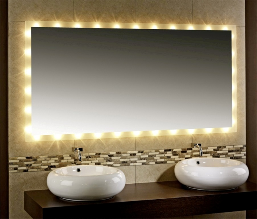 35-Charming-Fabulous-Bathroom-Mirror-Designs-2015-43 50+ Charming & Fabulous Bathroom Mirror Designs 2020